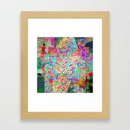 20180514 Framed Art Print