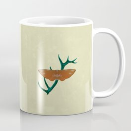 D'Ear Moth Coffee Mug