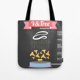 V&Tree Magazine Tote Bag