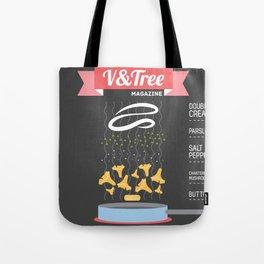 V&Tree Magazine Tote Bag