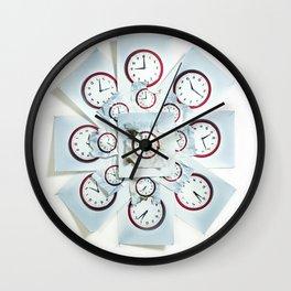 9 à 5 Paradise Wall Clock