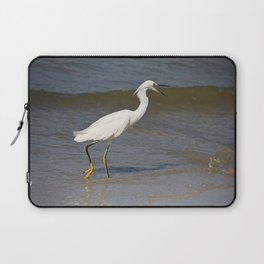Crazy on the Coast Laptop Sleeve
