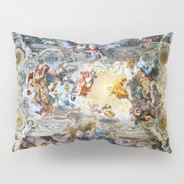 Allegory of Divine Providence and Barberini Power by Pietro Cortona (1639) Pillow Sham
