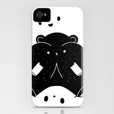 IMMIGRANT BEARS Slim Case iPhone (4, 4s)