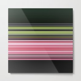 Strawberry lime licorice all sorts Metal Print