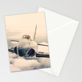 T-33 up close Stationery Cards