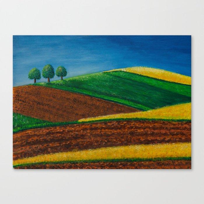 DoroT No. 0006 Canvas Print