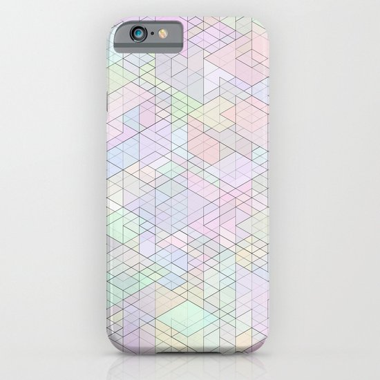 Panelscape - #9 society6 custom generation iPhone & iPod Case