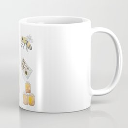 Save The Bees Coffee Mug