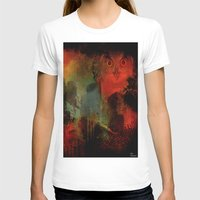 central park T-shirts featuring Owls of Central Park by Ganech joe