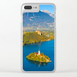 BLED 02 Clear iPhone Case