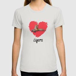 Liger Love T-shirt