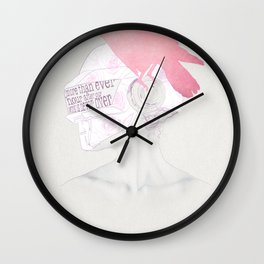 Never Over Wall Clock