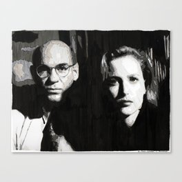 Scully & Skinner Canvas Print