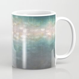 Evening Glowing Lights Abstract Coffee Mug