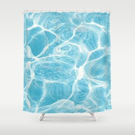 Light in the Caribbean Shower Curtain