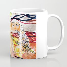Star Warrior Coffee Mug