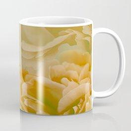 Beatiful Peony Flowers Soft Color Tones #decor #society6 #buyart Coffee Mug