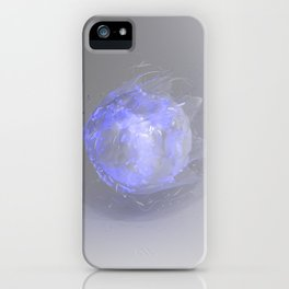 Loose Particles, 2017 iPhone Case