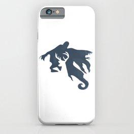 Magic cute Shadow iPhone Case