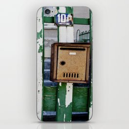 post iPhone Skin