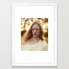 Aimee II Framed Art Print
