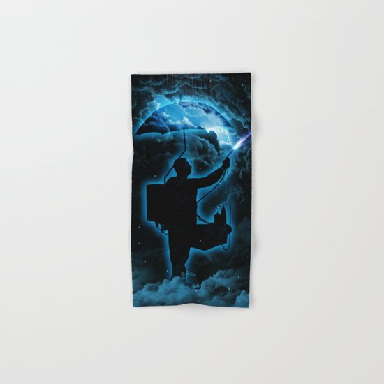 The Storm Breaker  Hand & Bath Towel