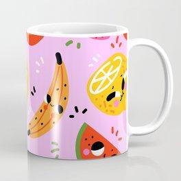 Pink-Fruits Coffee Mug