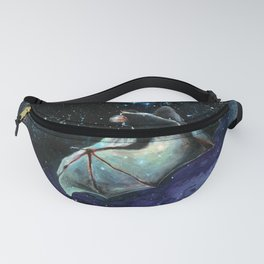 Scream of a Great Bat Fanny Pack
