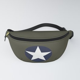USAAF Roundel Fanny Pack