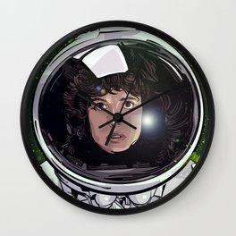 Ellen Ripley 1 Wall Clock