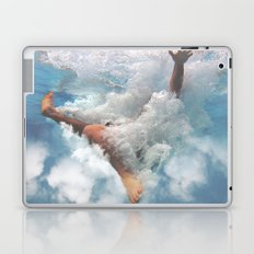 never cross fingers on saturdays when you can't breathe no more Laptop & iPad Skin