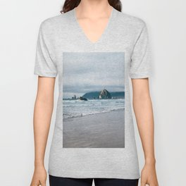 Cannon Beach VIII Unisex V-Neck