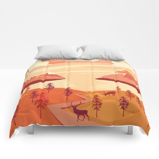 My Nature Collection No. 29 Comforters