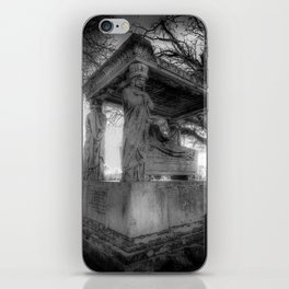 Kensal Green Cemetery London iPhone Skin