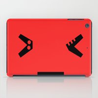 mad iPad Cases featuring Mad by Jessica Jimerson