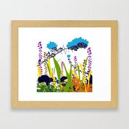 What a wonderful world! Framed Art Print