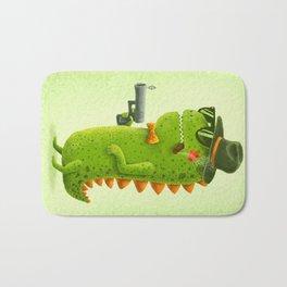 Dino bandito Bath Mat