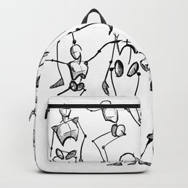 For the Love of Figures II Backpack