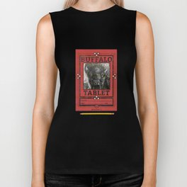 BUFFALO FACTORY Tablet Biker Tank