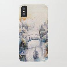 Esgaroth iPhone X Slim Case