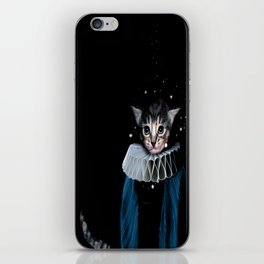 Cosmic Kitty iPhone Skin