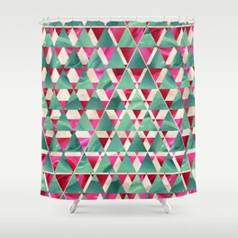 Tessa 2 Shower Curtain