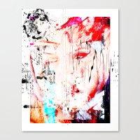 fault Canvas Prints featuring FAULT LINE by JAMES JAEGER