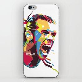 Gareth Bale WPAP 3 iPhone Skin