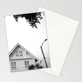 Whit House White Sky Stationery Cards