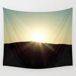 Sunrise #4 Wall Tapestry