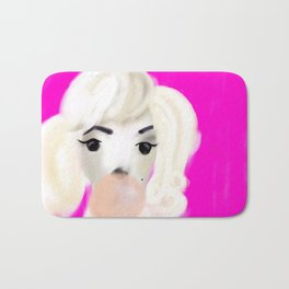 You Know Her Name Bath Mat