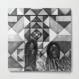 Art Beneath Our Feet - Berlin Metal Print