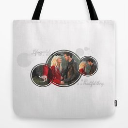 Life created out of love is a beautiful thing Tote Bag